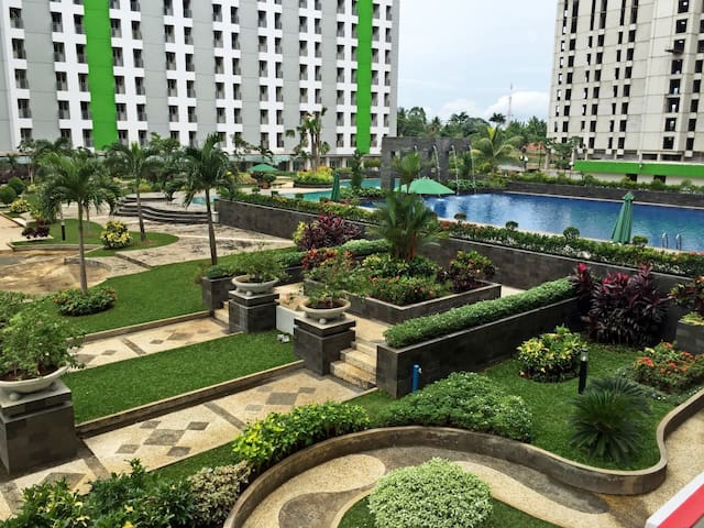 apartement green lake view - ciputat - Apartment