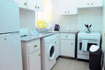 One bedroom 3 minutes walk from the best beach!!