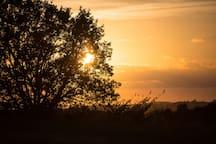 Sunset Duras
