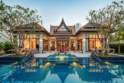 Banyan Tree Grand Residence - 4 Bedroom