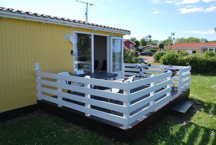 Wonderful Holiday apartment 52B with seaview - Allinge - Cottage