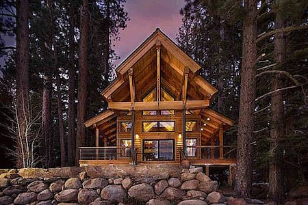 Architectural Beauty with Lake View - Truckee