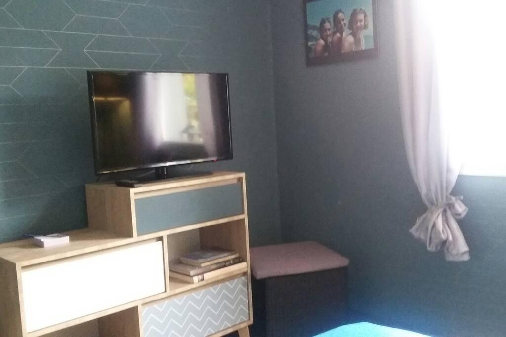 Votre chambre coin télé
