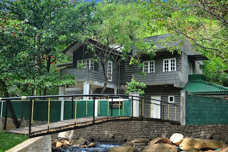 LINWOOD Jungle bungalow in Kandy - Kandy