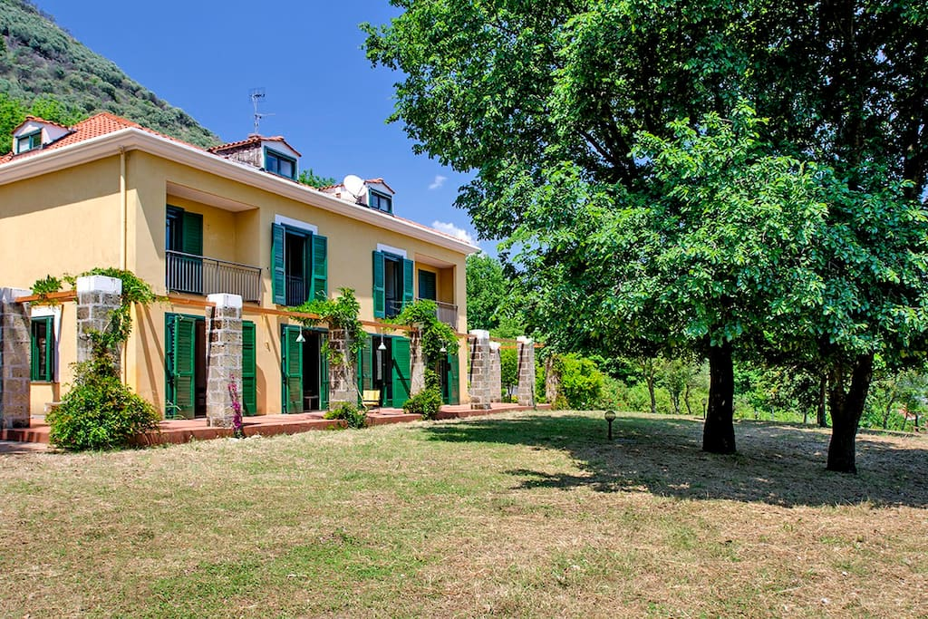 pullman salerno acerno villas - photo#47