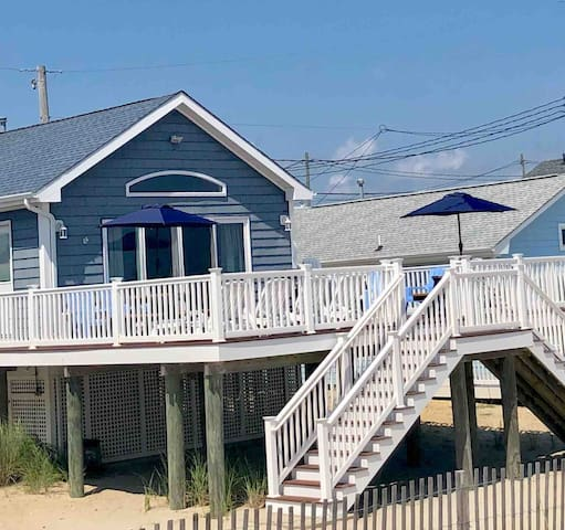 Ocean View Beach Getaway Vacation Home 3BR & 2Bath