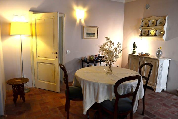 Il borgo medievale sulla Maremma - Roccastrada - Apartament