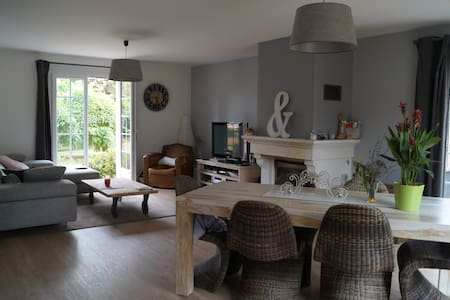 Agréable maison Montagny les Beaune - Montagny-lès-Beaune - Dům