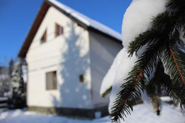 Casa Dragan - Cheile Dambovicioarei