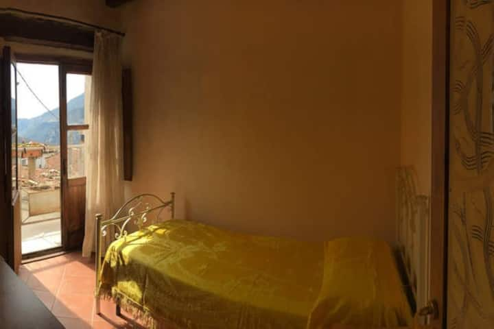 """Ginestra"" room at CASA MASTROTA"