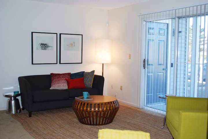 Cozy apartment for you   1BR in Kansas City