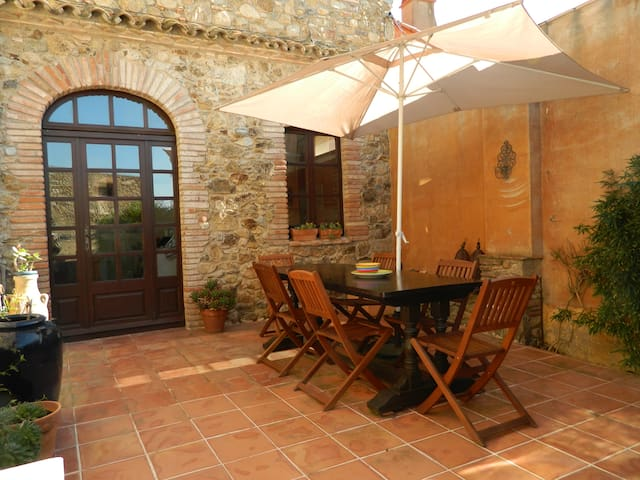 Casa Tranquila - Pau - Girona - Pau - Huis