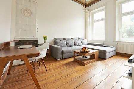 Ruhiger Altbau-Traum in der Schanze - Hamburg - Apartment