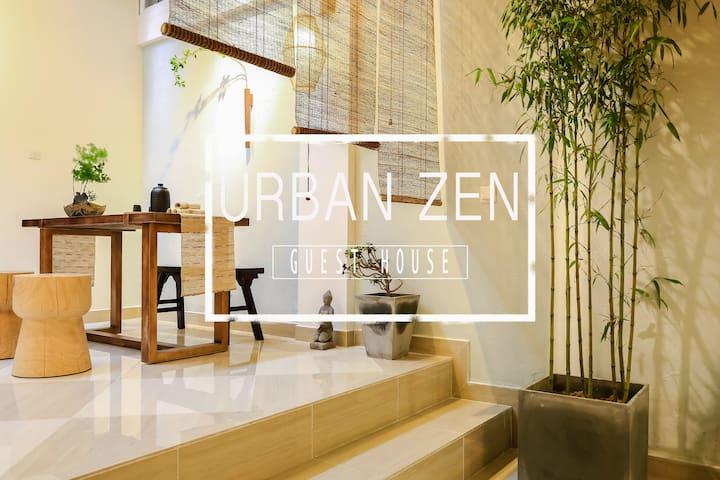 Urban Zen Loft【栖檐下·慢生活·禅】 - Shanghai - Wohnung