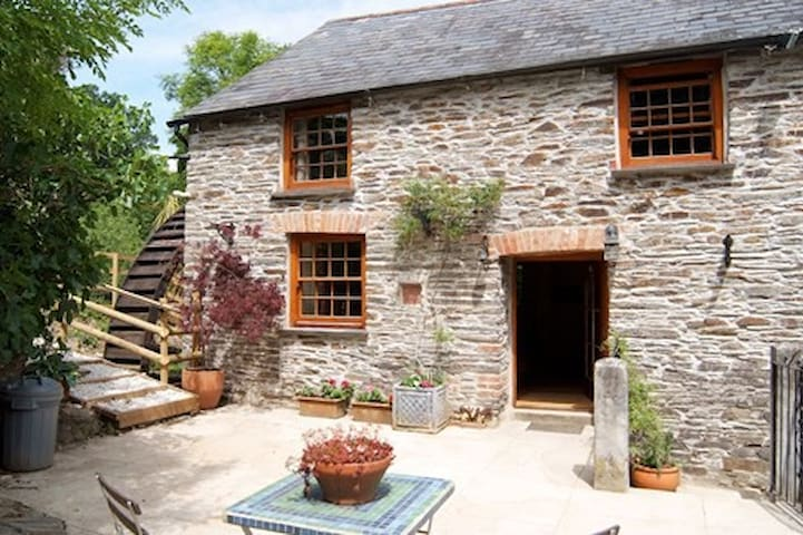 Pawton Mill Cottage Grade II listed