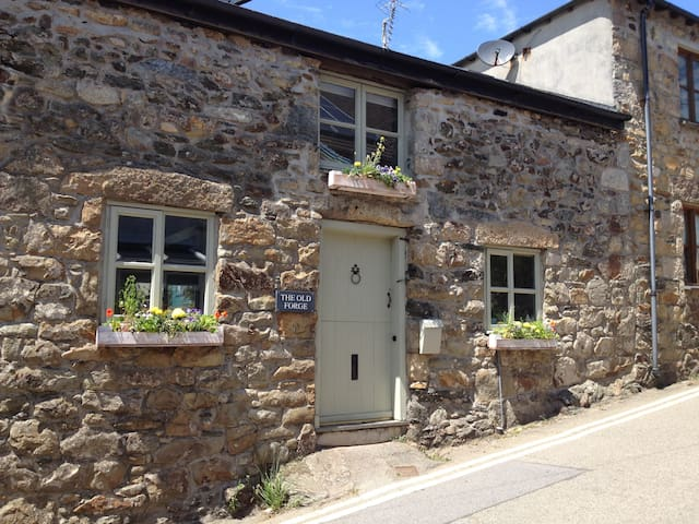 Cosy seaside cottage in Marazion (dogs welcome!) - Marazion - Talo
