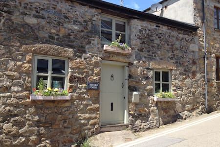 Cosy seaside cottage in Marazion (dogs welcome!) - Marazion - Hus