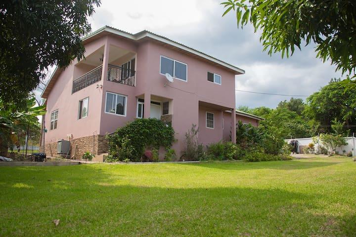 Senchi vacation rental,Akosombo. - Akosombo - Haus