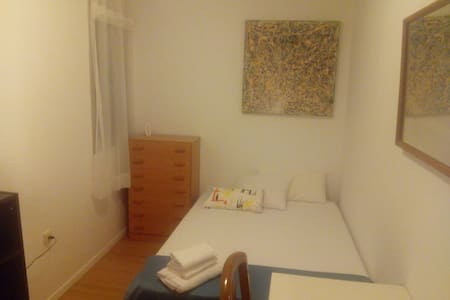 Double room in barcelona