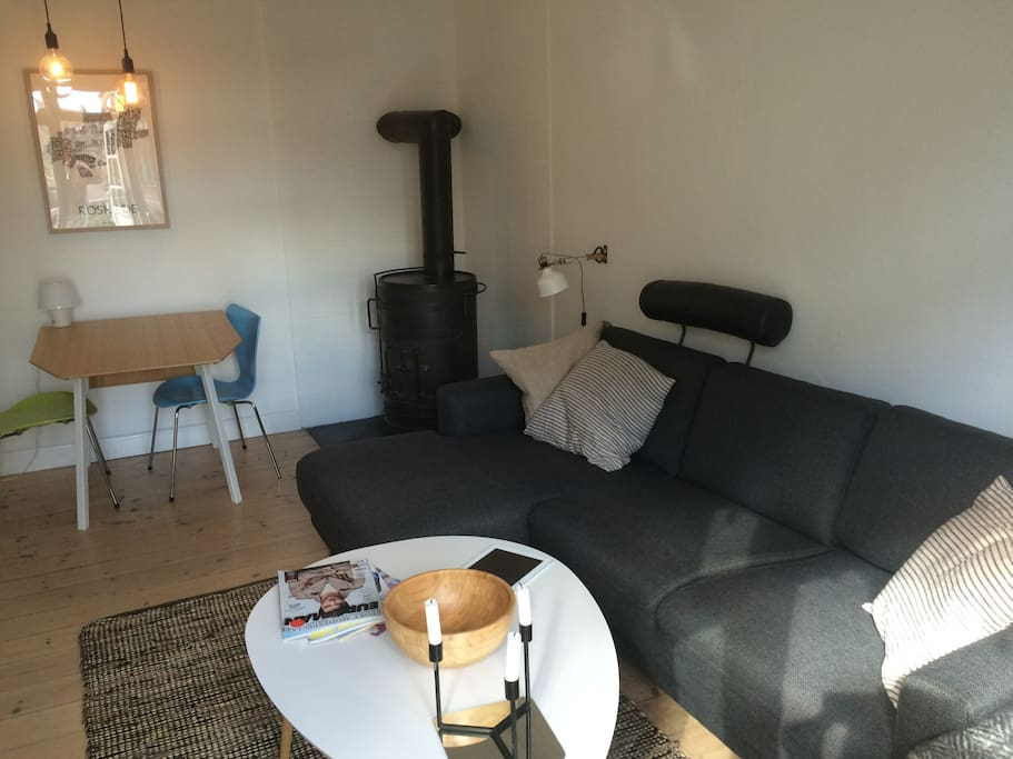 Cozy 2 Room Appartment In N 248 Rrebro Copenhagen Flats For
