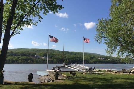 Relaxing Hudson River House - 加里森(Garrison)