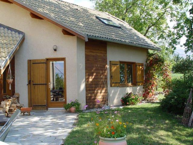 Appart calme, lac de Serre-Ponçon - Chorges - Apartment