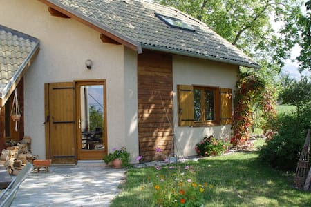 Appart calme, lac de Serre-Ponçon - Chorges - Apartemen