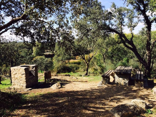 Cabaña-Refugio Forestal Ribera del Cala