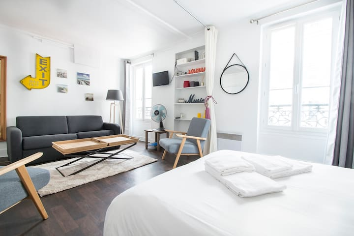 Cosy apartment in the sacré coeur - Moulin rouge !