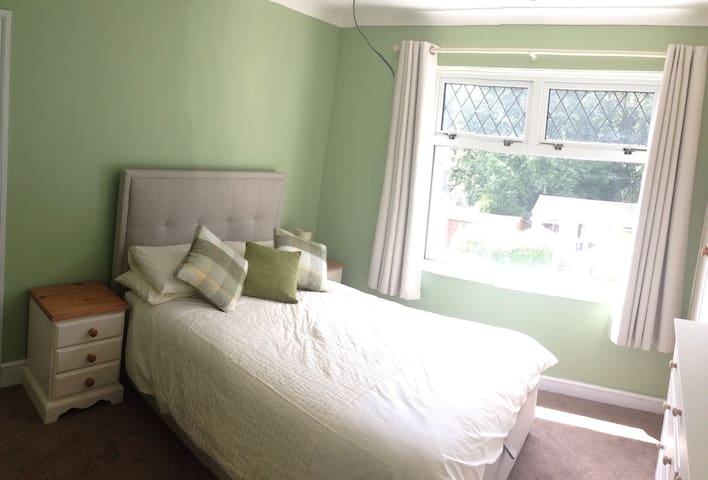 Homely Double Room - Newport - Dom