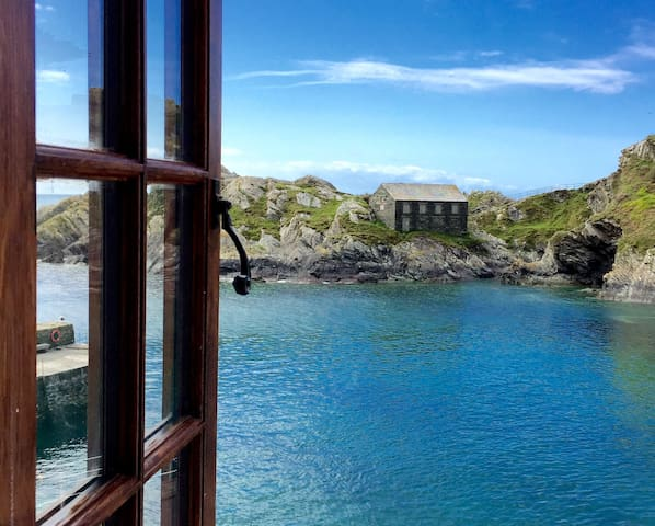 Large listed Cornish seaside house! - Polperro - Rumah