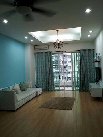 Cozy 2 bedroom modern style - Tuaran