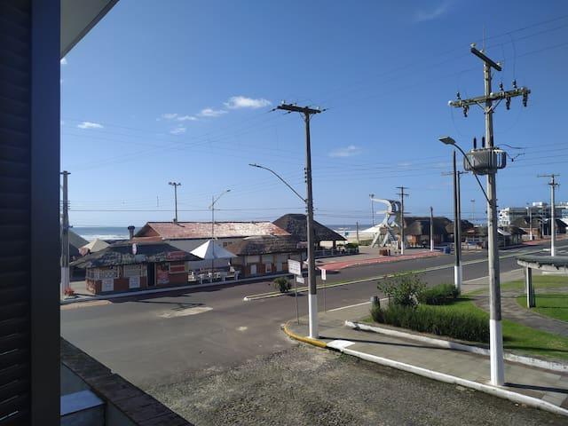 Kitnet a Beira Mar/Centro de Torres