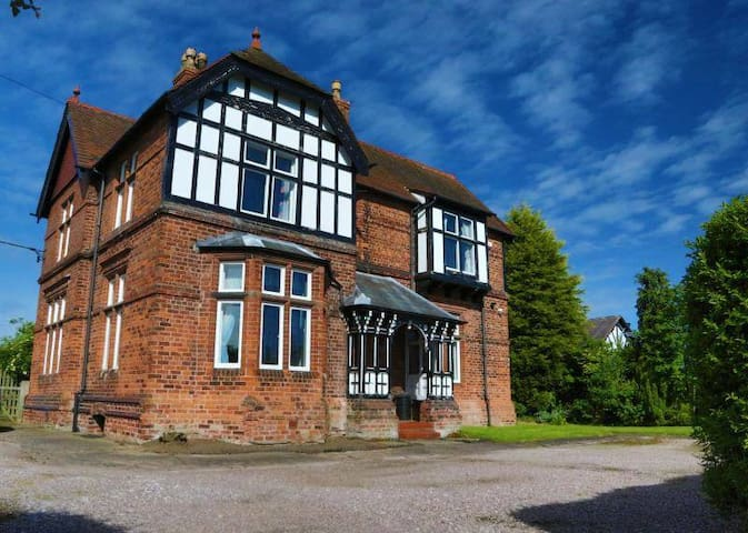Victorian Cheshire Farmhouse - Warrington - Rumah