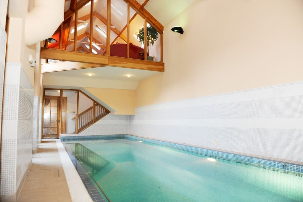 Beautiful Heated Swimming Pool