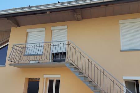 Studio indépendant dans maison - Marcellaz-Albanais