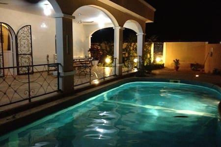 Villa Séné Ghyslène Saly Mambara - M'bour