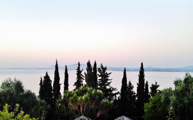 one bedroom apartment with sea view - Corfu - Flat