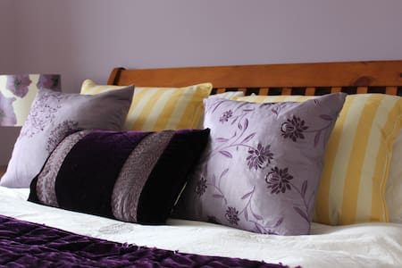 Luachra Lodge B & B - Lilac Room - Killarney - Bed & Breakfast
