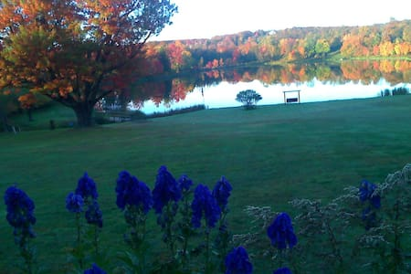 125 acres with 15 acre lake - Honesdale