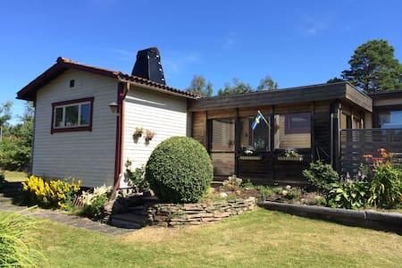 Havsnära fritidshus - Kungsbacka S - Sommerhus/hytte