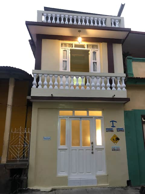Little House in the center of Baracoa ( La casita)