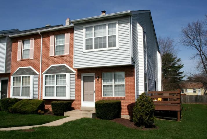 Townhouse Community! - Norristown - Rekkehus