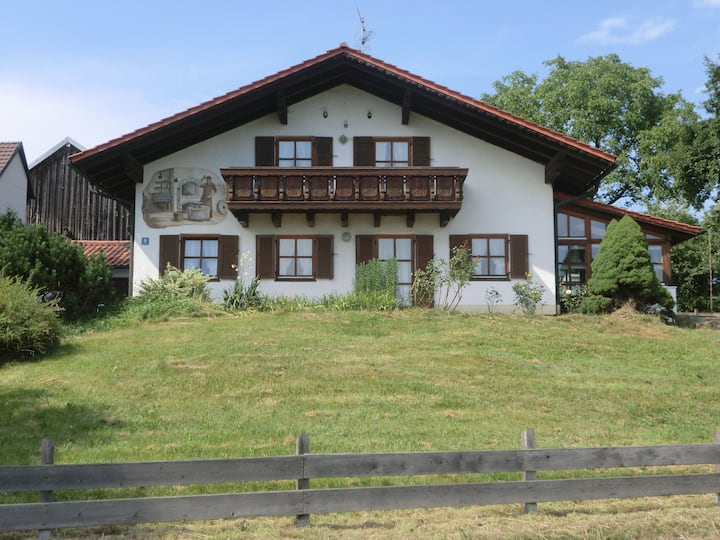 Beautiful holiday flat in the Bavarian Forest
