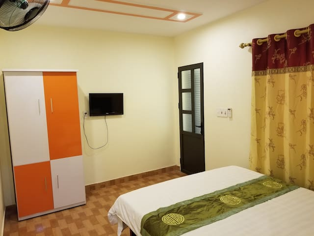 Standard room in the May Hostel