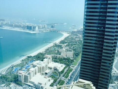 R14201 Spacious Rm in JBR Opp Beach-1200+Reviews!