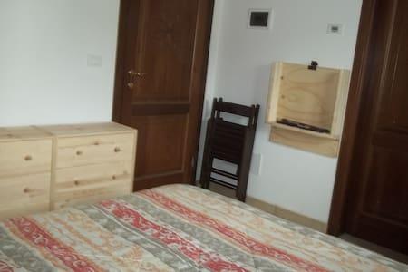 Camera matrimoniale bio-agriturismo - Villa d'Aiano (BO)