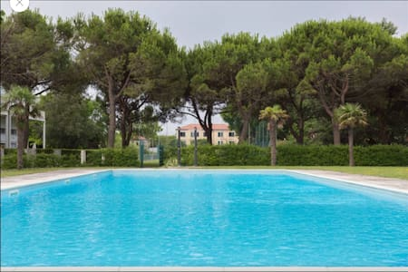 Residence 3con Piscina Lido Venezia - Lido - Haus