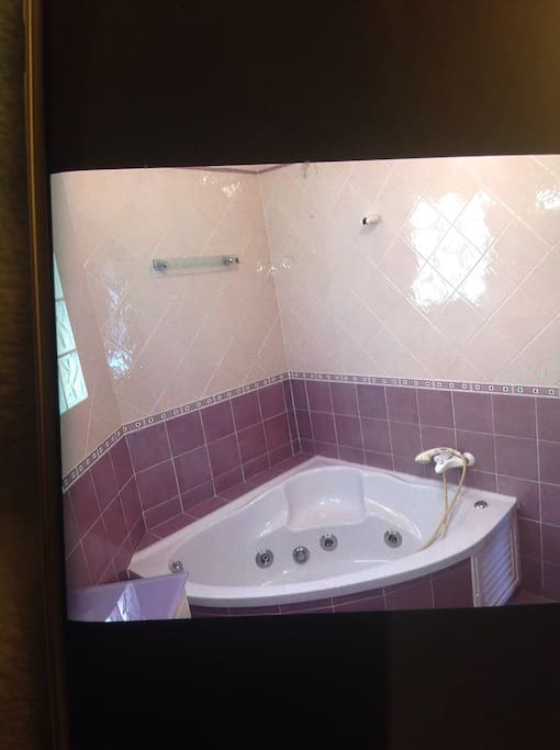bañera con yacuzzi