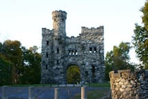Visit the Bancroft Tower